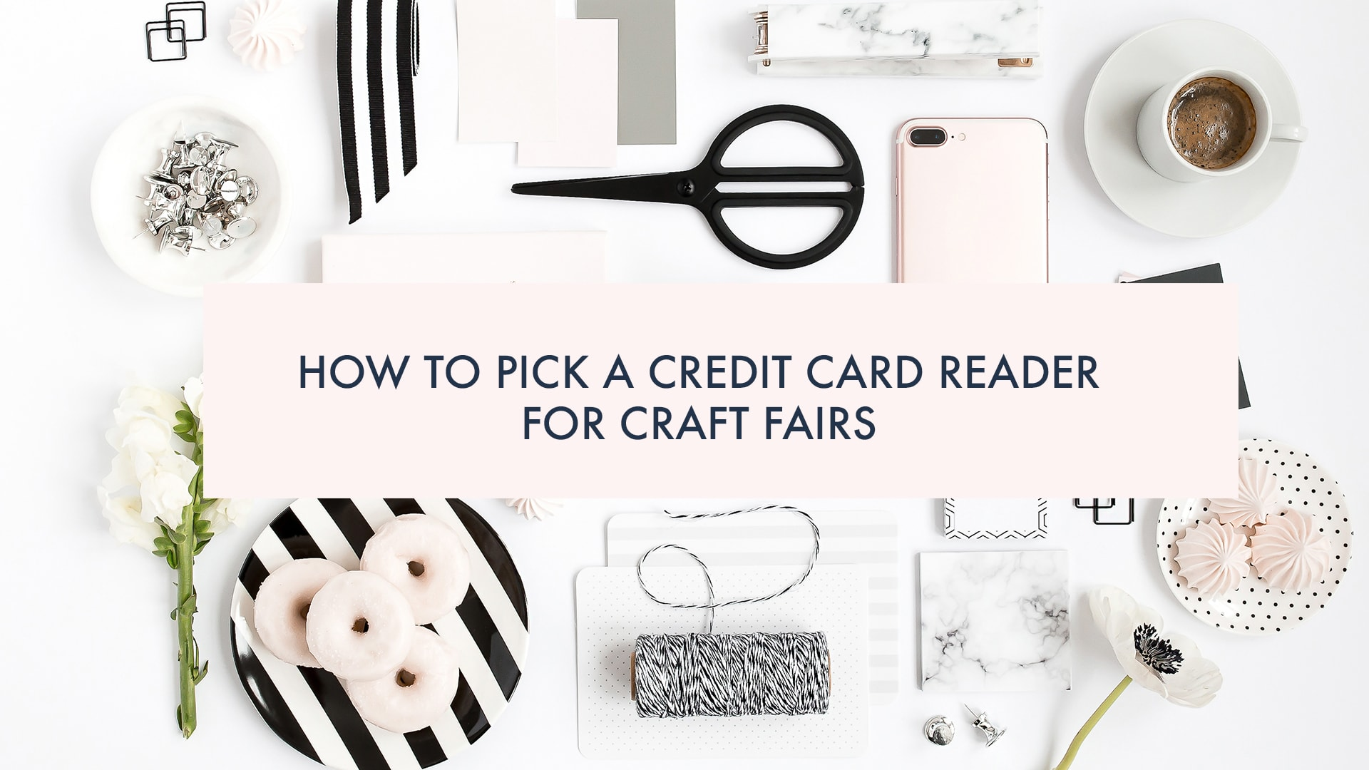 why you must have a credit card reader for craft fairs and which